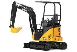 Where to find EXCAVATOR, 7  MINI 4K LBS in Garland