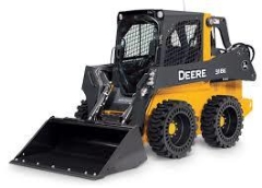 Rental store for SKIDSTEER, TIRE 60HP 1850 in Garland TX