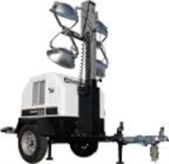 Rental store for LIGHT TOWER 4000 WATT DIESEL in Garland TX
