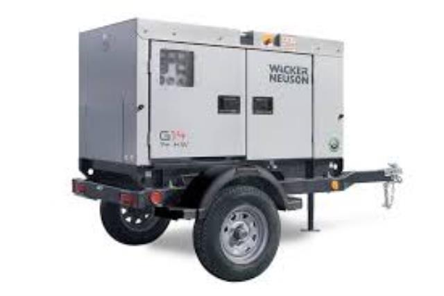 Where to find GENERATOR,  20KW TOWBEHIND in Garland