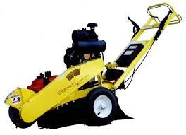 Where to find GRINDER, STUMP 20HP SELF PROPELLED in Garland