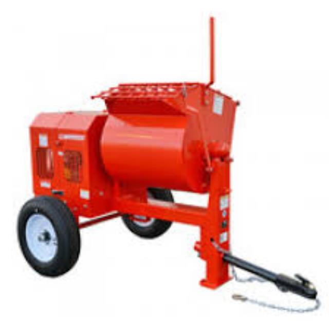 Where to find MIXER, MORTOR 10 CU  TOWBEHIND in Garland