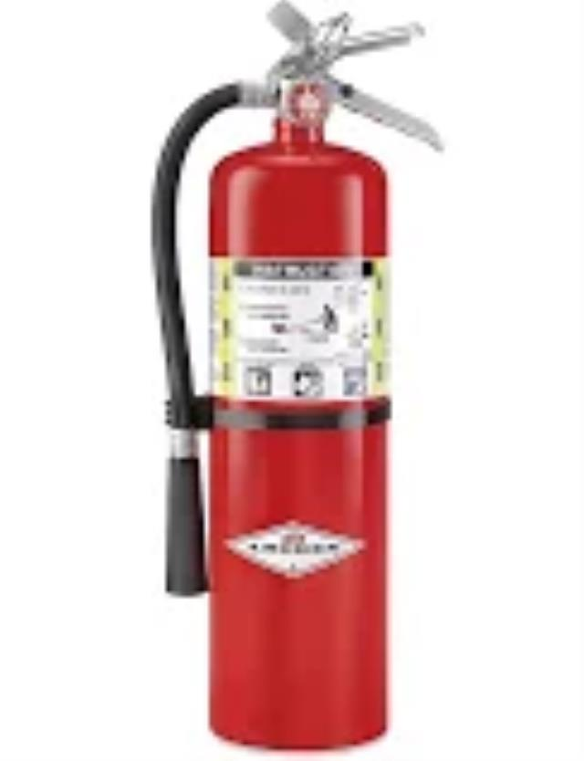 Where to find FIRE EXTINGUISHER in Garland