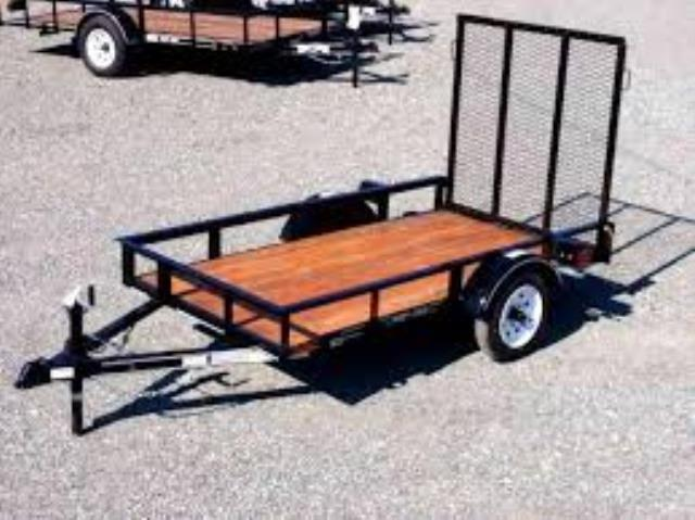Where to find TRAILER, 5X8 in Garland