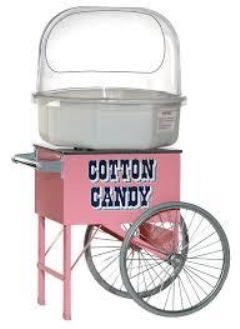 Rental store for COTTON CANDY, STAND in Garland TX