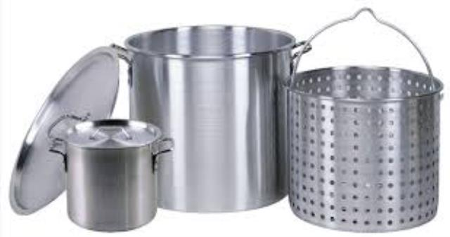 Where to find POT, COOKIN 40 QT SS in Garland