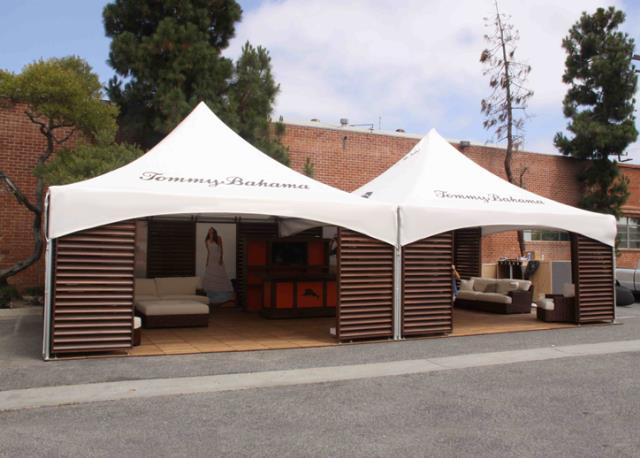 Where to find CANOPY, 20X20  FRAME TENT in Garland