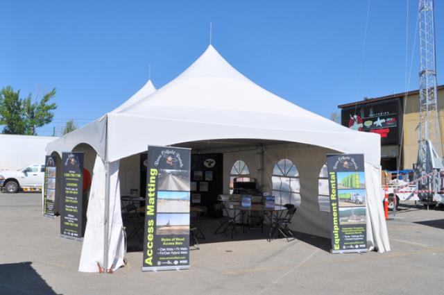 Where to find CANOPY, 20X40  FRAME TENT in Garland