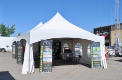 Rental store for CANOPY, 20X40  FRAME TENT in Garland TX