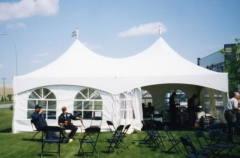 Rental store for CANOPY, 20X30  FRAME TENT in Garland TX