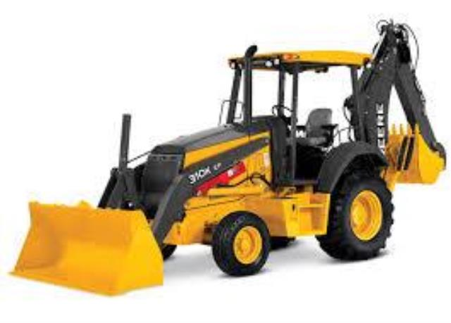 Where to find BACKHOE, 14  4X4 in Garland