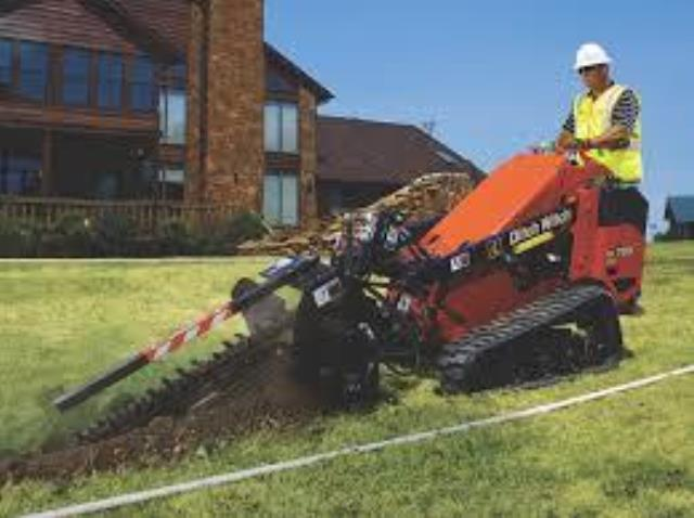 Where to find TRENCHER, SK850 FORM DITCH WITCH in Garland