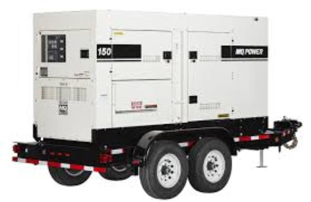 Where to find GENERATOR, 100KW TOWBEHIND in Garland