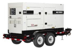 Where to rent GENERATOR, 100KW TOWBEHIND in Garland TX