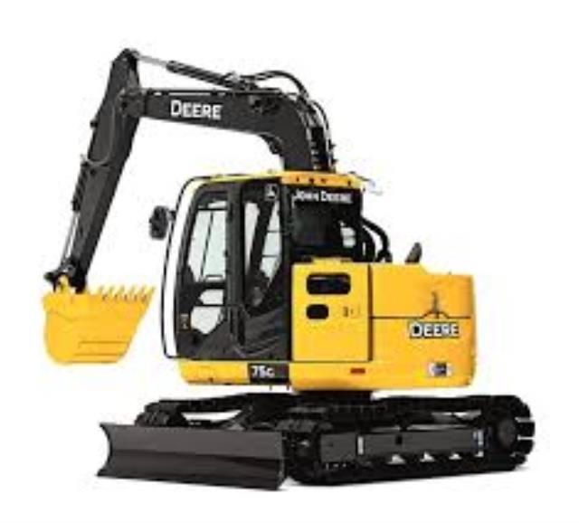 Where to find EXCAVATOR, 14  18K LBS in Garland