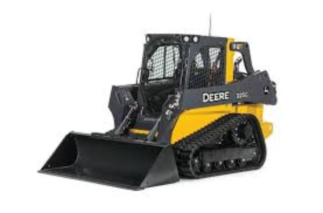 Where to find SKIDSTEER, TRACK 75HP 2500 in Garland