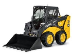 Rental store for SKIDSTEER, TIRE 60HP 1750 in Garland TX