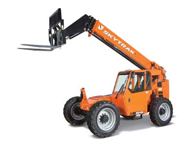 Forklift rentals in Dallas TX